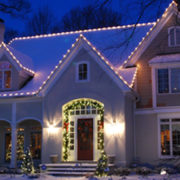 LED vs. Incandescent - Which is Best for Outdoor Holiday Lighting?