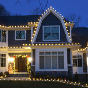 It's a Bright Idea to Book Holiday Lighting Early